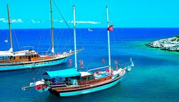 Günübirlik Ayvalık Tekne Turu