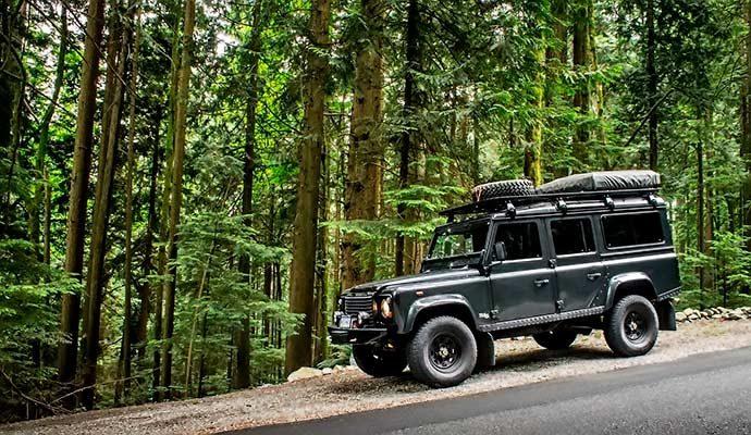 Edremit Akçay Çıkışlı Jeep Safari Turları