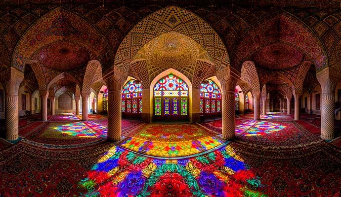 Uçaklı İran Turu