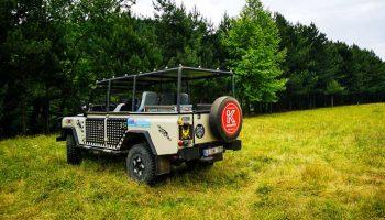 Kazdaglari Jeep Safari Turu