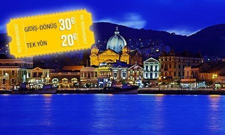 Küçükkuyu Tur Midilli Adası Feribot Bilet satış Ofisi