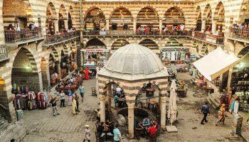 Guney Ekspresi Gap Turu Diyarbakir Hasanpasa Han