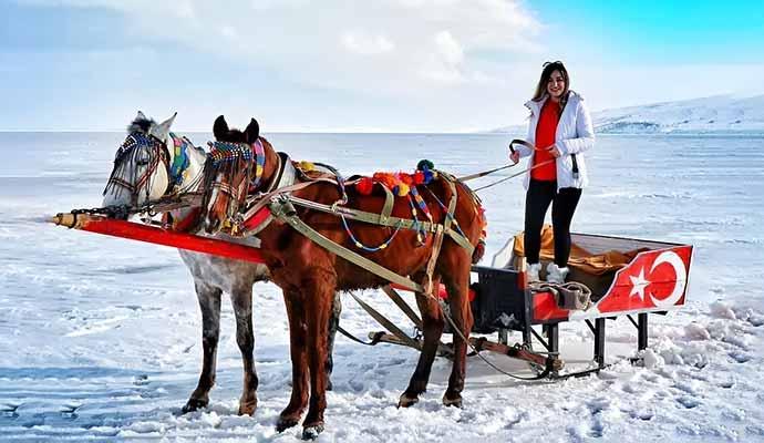 Dogu Ekspresi Erzurum Kars Turu Edremit