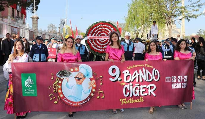 Edirne Ciger Bando Festivali Turu
