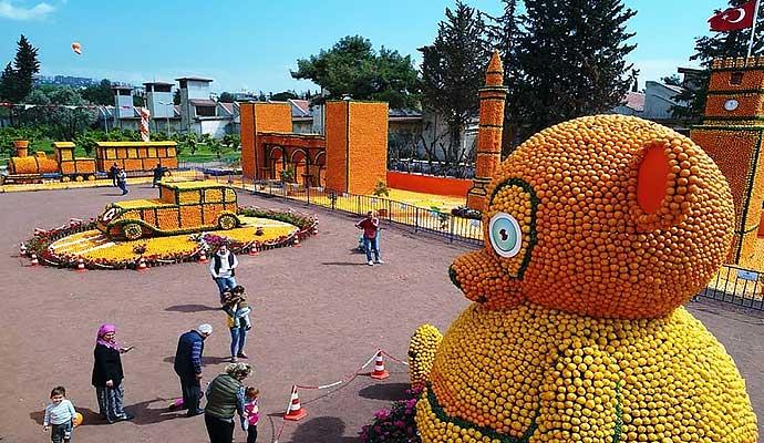 Adana Portakal Cicegi Festivali Turu