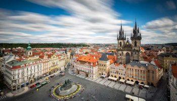 Orta Avrupa Turu Prag Viyana Budapeste