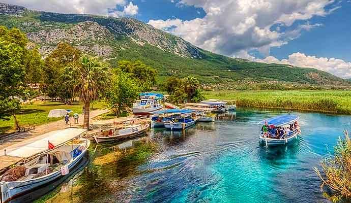 Akdeniz Turu Edremit Cikisli