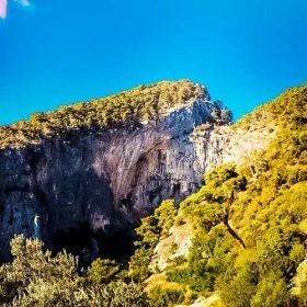 Altınoluk şahindere Kanyonu