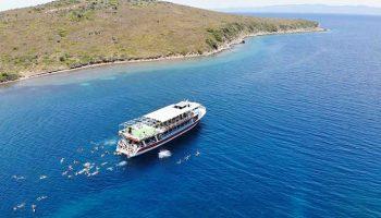 Ayvalik Tekne Turu