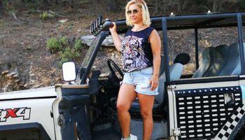 Kazdagi Daridere Jeep Safari Turu